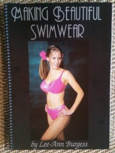 Making Beautiful Swimwear book